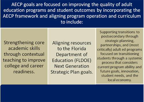 a goal of adult education